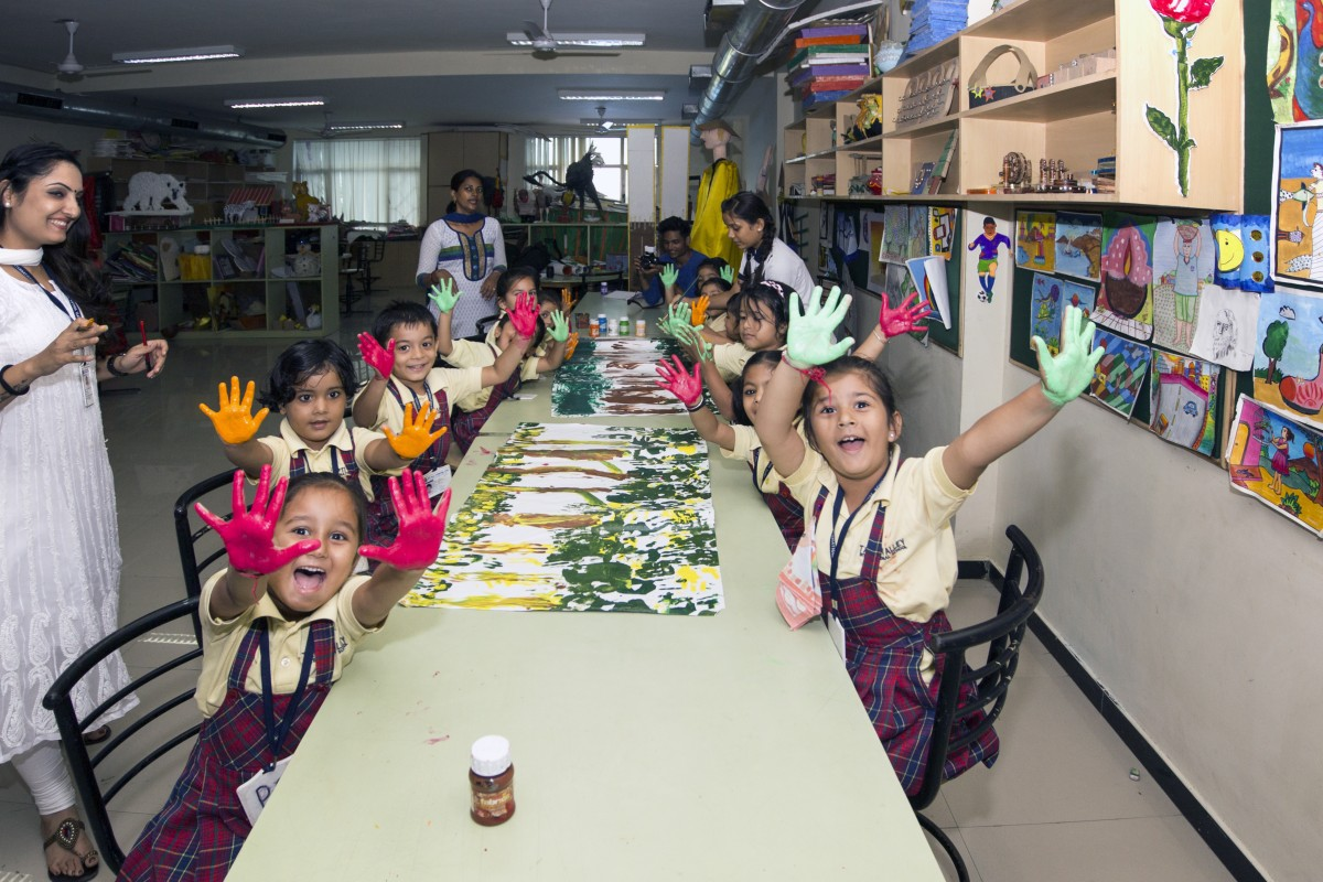 Pre-Primary School at Tapti Valley International School