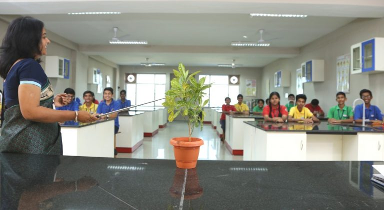 Learning Resource Center of Tapti Valley International School
