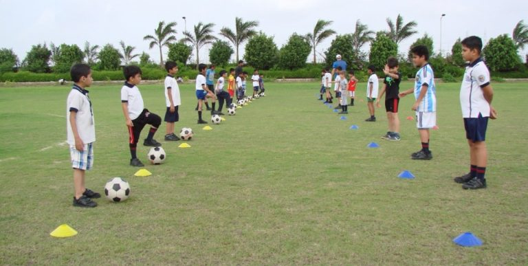 Play Grounds - Fields at Tapti Valley International School