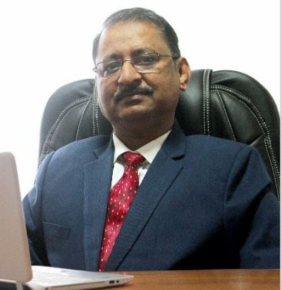 Atul Kumar Srivastava - Principal of Tapti Valley International School