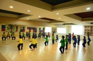Music And Dance Center at Tapti Valley International School