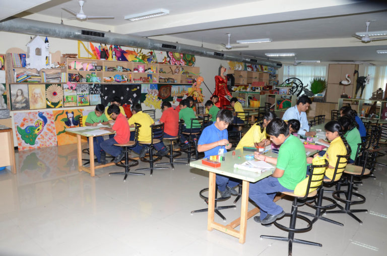 The Fine Arts Center of Tapti Valley International School
